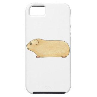 Cute Cream Guinea Pig. iPhone 5 Cover