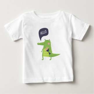 Cute crocodile baby T-Shirt