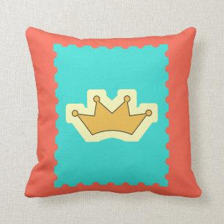 Cute Crown Cushion