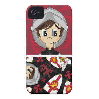 Cute Crusader Knight iphone Case