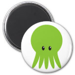 Cute Cthulhu Refrigerator Magnet