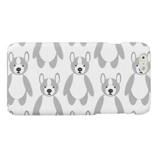 Cute cuddly and Lovable Boston Terriers iPhone 6 Plus Case