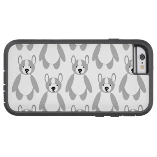 Cute cuddly and Lovable Boston Terriers Tough Xtreme iPhone 6 Case