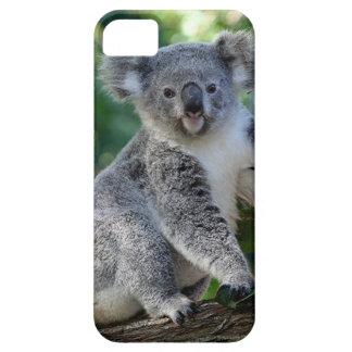 Cute cuddly Australian koala iPhone 5 Cover