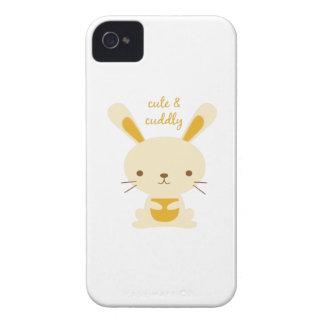 Cute & Cuddly iPhone 4 Cover
