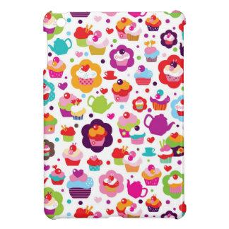 Cute cup cake and tea pot case for the iPad mini