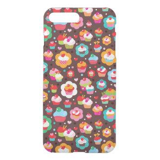 Cute Cup Cake Pattern iPhone 8 Plus/7 Plus Case