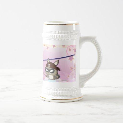 Cute Cup Funny Cartoon Character Kawaii Coffee Mug