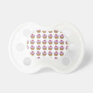 Cute Cupcake Baby Pacifier