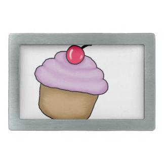 cute cupcake belt buckles