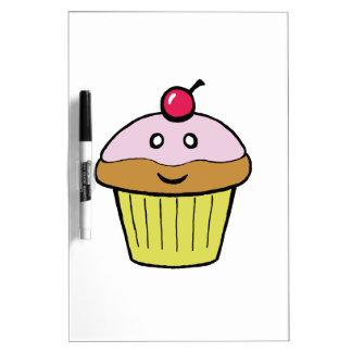 cute cupcake dry erase board