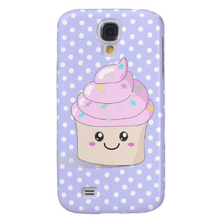 Cute Cupcake Galaxy S4 Case