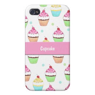 Cute Cupcake iPhone Case iPhone 4/4S Case