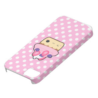 Cute cupcake Iphone marries Barely There iPhone 5 Case
