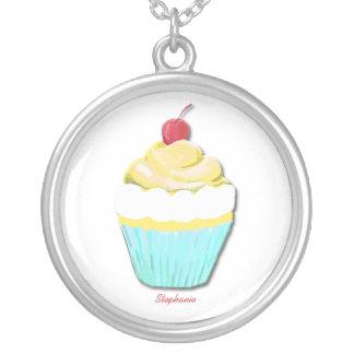 Cute Cupcake Necklace