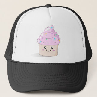 Cute Cupcake Trucker Hat