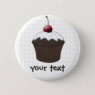 Cute Cupcakes 6 Cm Round Badge
