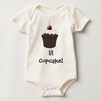 Cute Cupcakes Baby Bodysuit