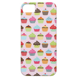 Cute Cupcakes Barely There iPhone 5 Case