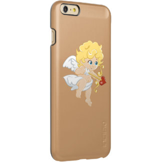 Cute Cupid Angel Design iPhone Case