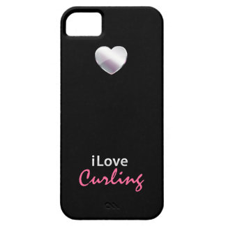 Cute Curling iPhone 5 Cases