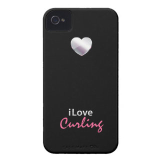 Cute Curling Case-Mate iPhone 4 Case