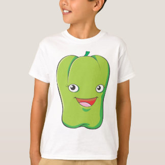 Cute Custom Green Bell Pepper Shirts