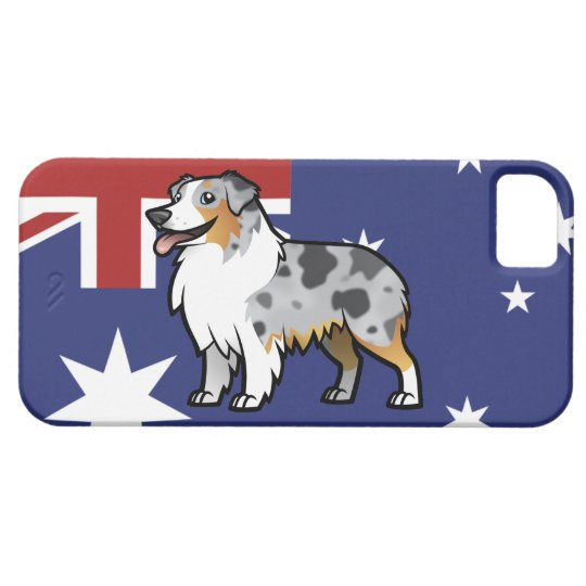 Cute Customisable Pet on Country Flag iPhone 5