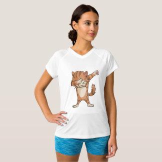 Cute Dab Cat Dabber Dance T-Shirt