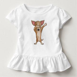 Cute Dab Chihuahua Dabber Dance Toddler T-Shirt