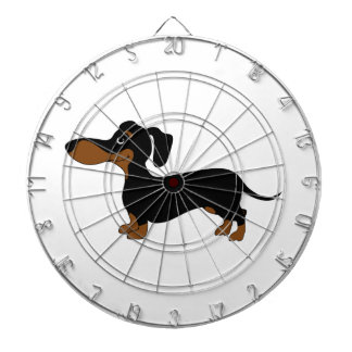 Cute Dachshund Dartboard