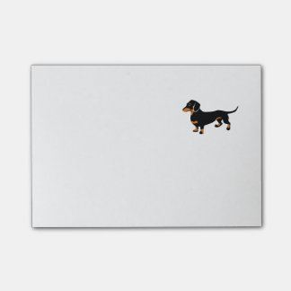 Cute Dachshund - Doxie Dog Post-it Notes