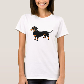 Cute Dachshund - Doxie Dog T-Shirt