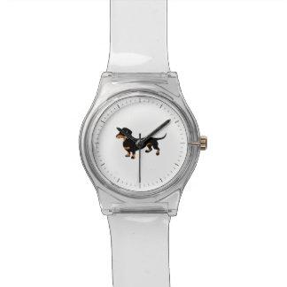 Cute Dachshund - Doxie Dog Wrist Watch