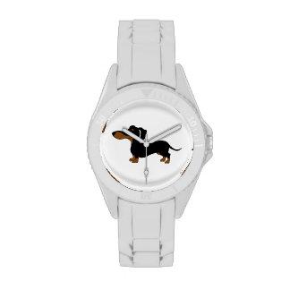 Cute Dachshund Wrist Watch