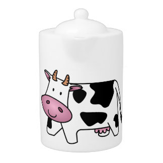 Cute Dairy Cow