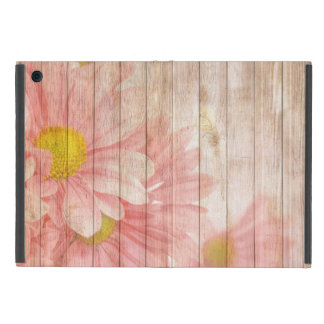 Cute Daisy Flowers Case For iPad Mini