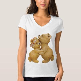 Cute Dancing Teddy Bears T-Shirt