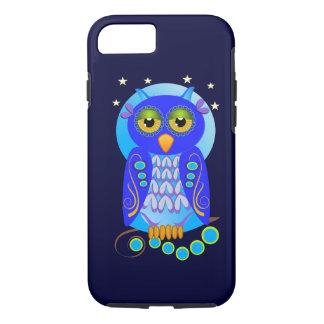 Cute Decorative Owl iPhone 8/7 Case