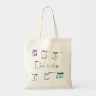 Cute Delicates Laundry Bag Vintage Style Drawers