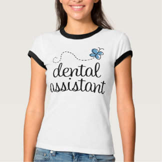 Cute Dental Assistant T-shirt