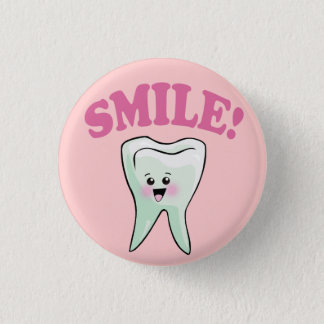 Cute Dental Hygienist 3 Cm Round Badge