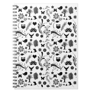 Cute Design Notebook Diary Journal