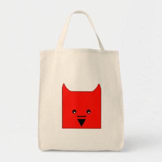 Cute Devil Tote Bag