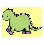 Cute Dino Postcard