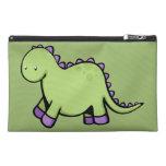 Cute Dino Travel Accessory Bag