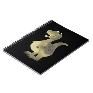 Cute dinosaur notebooks