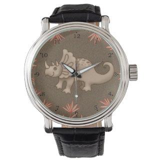 Cute Dinosaur Watch