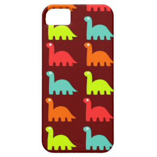 Cute Dinosaurs Pattern iPhone 5 Case