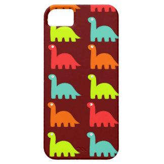 Cute Dinosaurs Pattern iPhone 5 Case